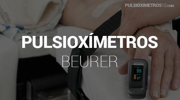 Pulsioxímetros Beurer